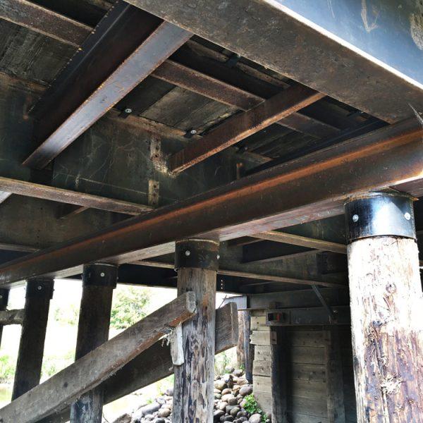 RM of Two Boarders - Gardiner Bridge