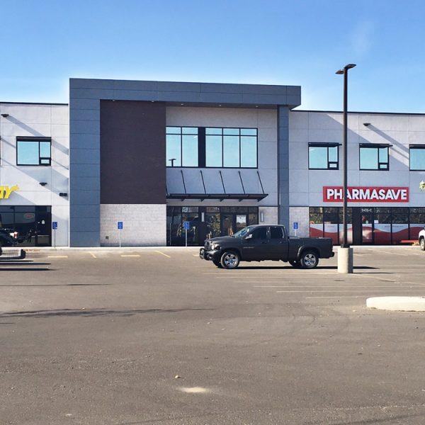 Sunrise Credit Union & Medical Building