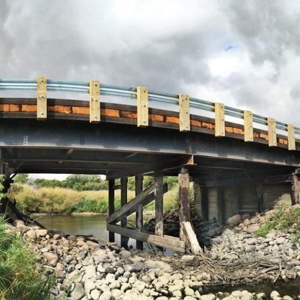 RM of Two Boarders - Gardiner Bridge