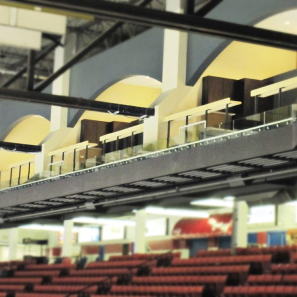 Keystone Centre Skybox